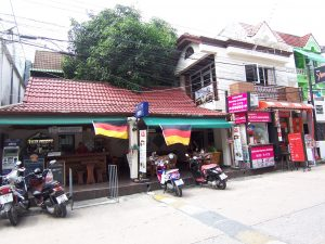 Guesthouse Patong Beach Phuket Thailand